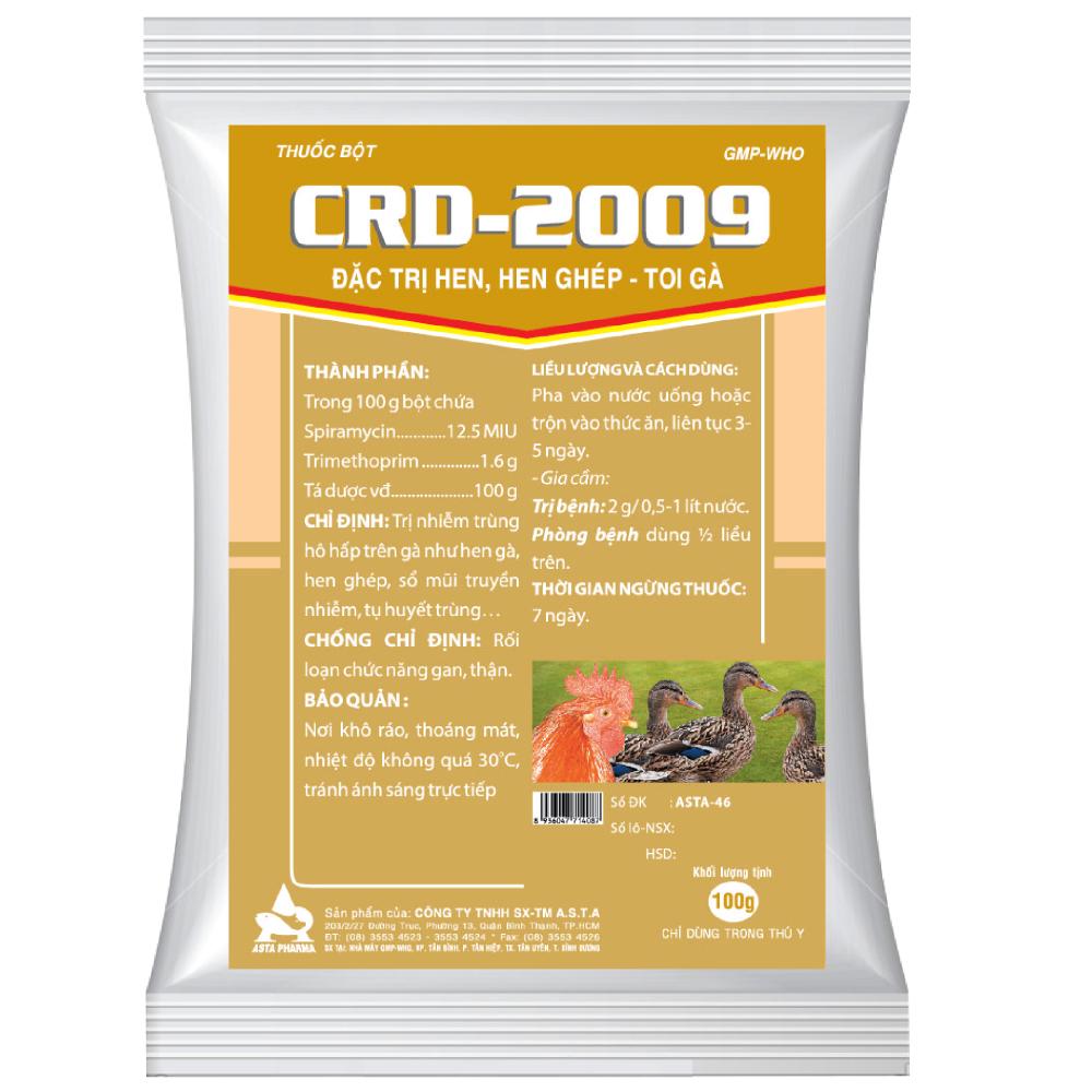crd 2009